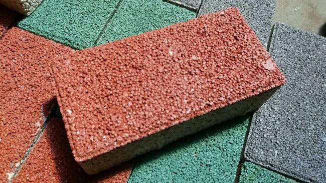 吉林透水砖