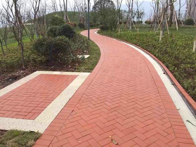 台湾园林烧结砖